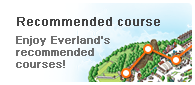 Recommended course - Enjoy Everland's recommended courses!